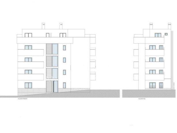 Apartamento Dúplex T0+2 em Construção a 300mts da Praia d...