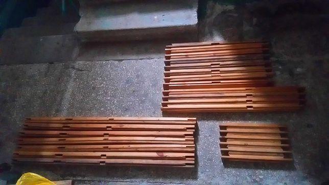 Рама оконная, брусы для сборки рамы, дерево доска, штапик, наличник
