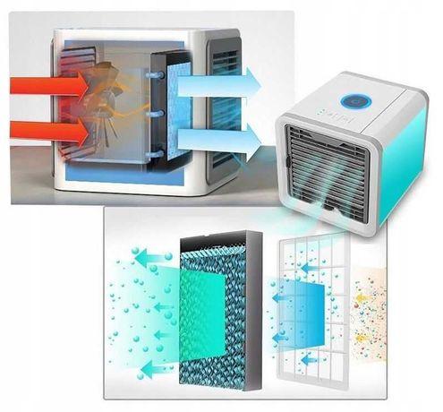 klimatyzator przenośny air cooler mini klimatyzacja