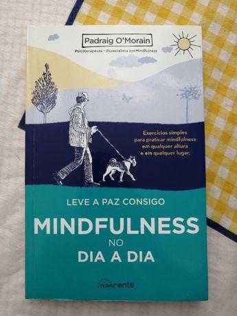 """Livro """"Mindfulness no dia a dia"""" de Padrais O'Morain"""