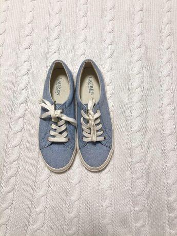 Новые кеды, кроссовки, мокасины фирмы Ralph Lauren