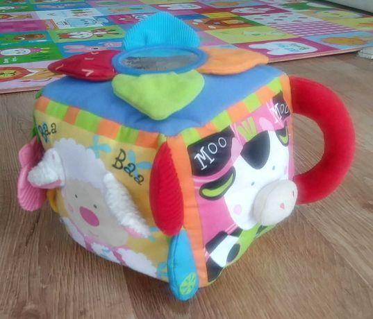 Zabawki dla niemowlaka po 10zł sztuka (sorter, układanka, grzechotka