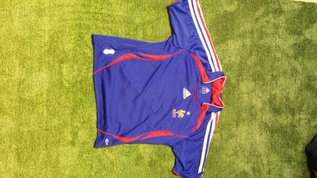 Koszulka adidas climacool F.F.F odychajaca chlopieca