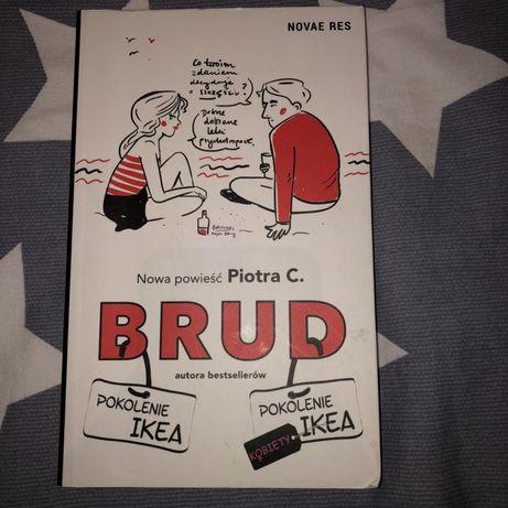 "Książka ""Brud"""