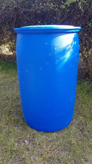 Beczka plastikowa 200 l. - 220 l.