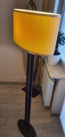 Zestaw Lampa wisząca + lampa stojąca stan bardzo dobry