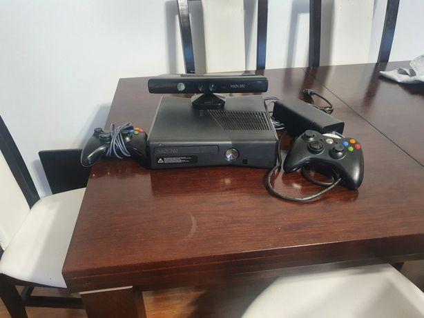 Xbox 360 250GB przerobiona