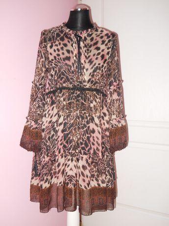 Nowa sukienka z halka, 38