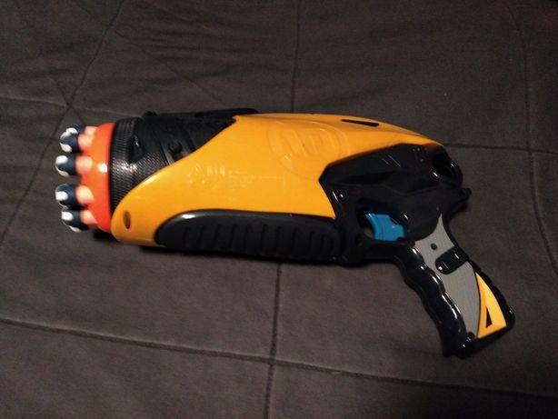 Nerf dart tag broń na baterię