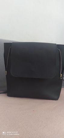 Elegancki plecak pojemny