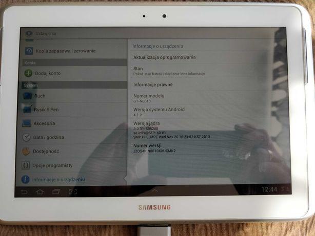 Samsung tab note 10.1 stan dobry