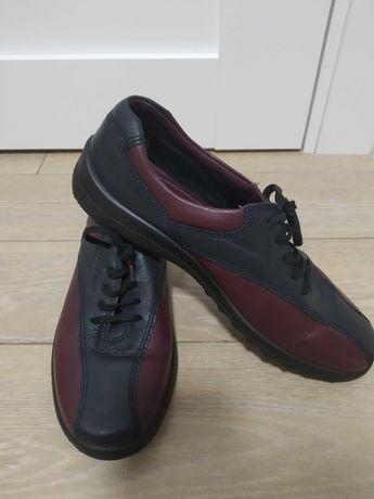 Полуботинки туфли Hotter р.39 как Ecco