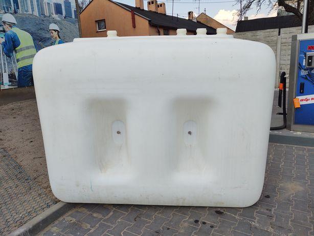 Zbiornik na wodę, deszczówkę czy szambo 2000l