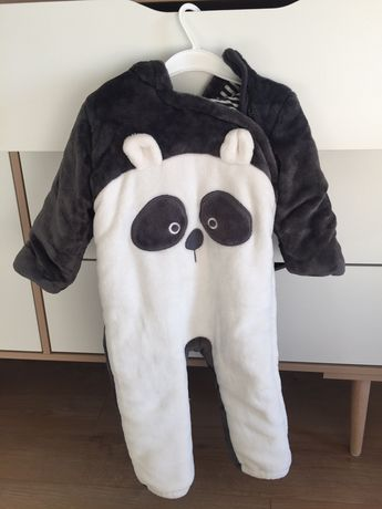 Kombinezon panda 86/92 12-28msc
