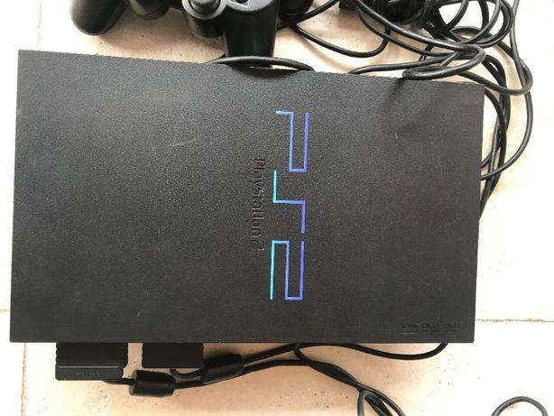 PlayStation 2 PS2 + Jogos