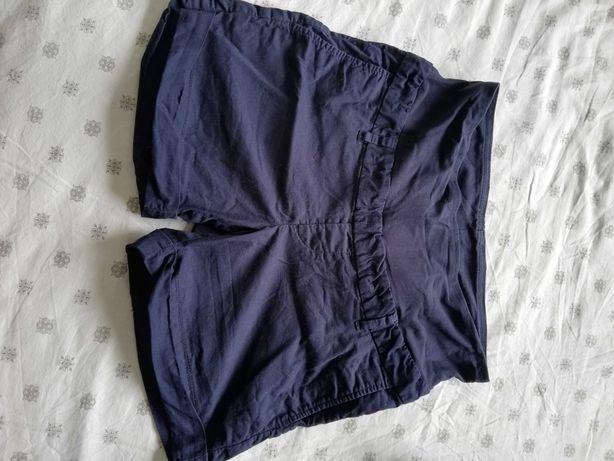 Spodenki ciążowe h&m rozmiar 36