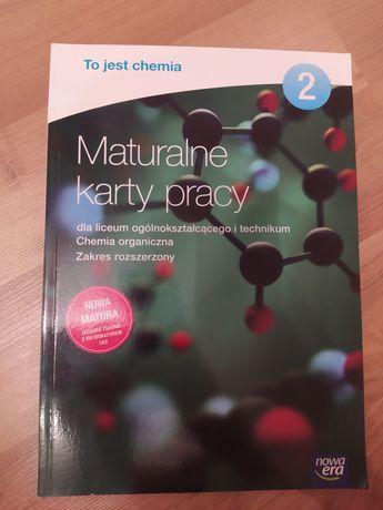 Maturalne karty pracy To jest chemia 2