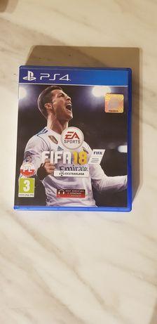 Używana gra FIFA 18