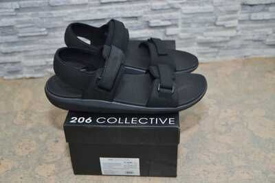 Оригинальные кожаные сандалии  206 Collective 45р-30см