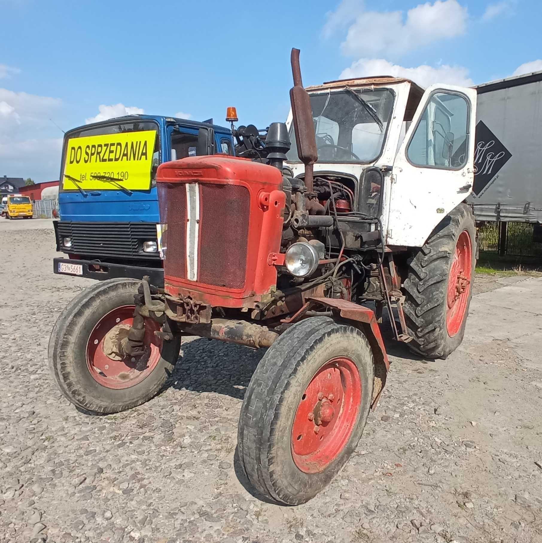 Traktor BELARUS Białoruśka Białoruś JUMZ-6M Ciągnik rolniczy +PAPIERY!
