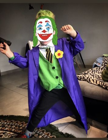 kostium na Halloween 5-6 lat