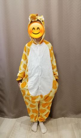 Детская пижама кигуруми Жираф