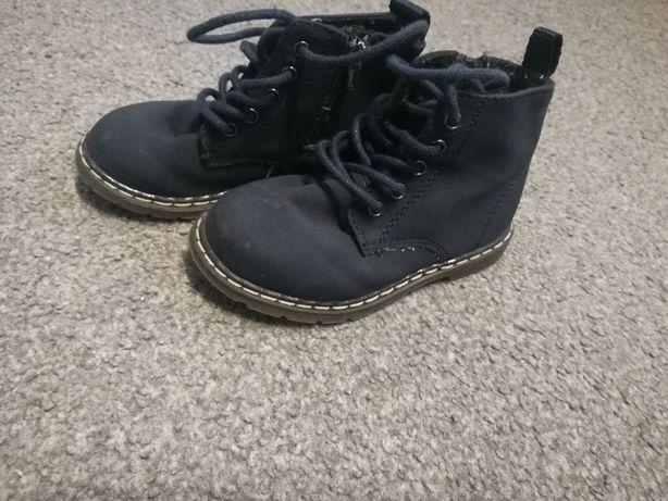 Buty trzewiki Zara
