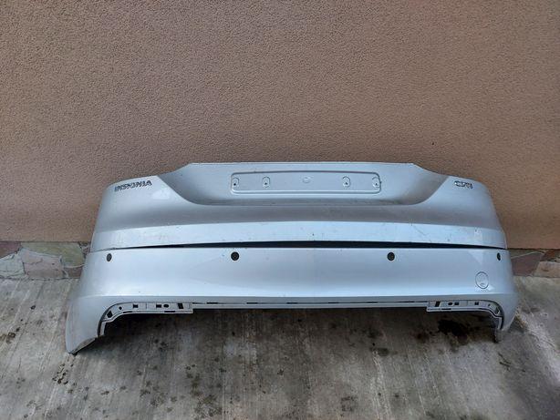 Бампер Накладка багажника Опель Інсігнія універсал Opel Insignia