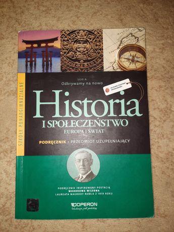 Historia i Społeczeństwo Europa i Świat