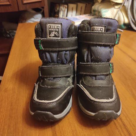 Зимові чоботи(дитячі)