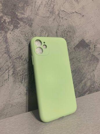 Etui Iphone 11 zielone