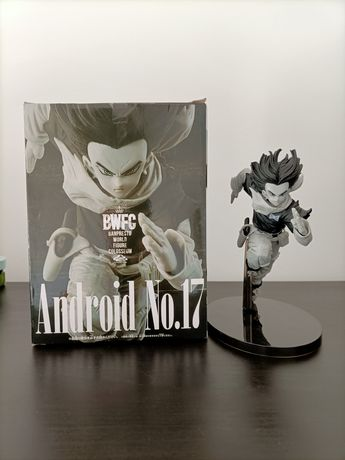 Android 17 - BWFC world figure colosseum