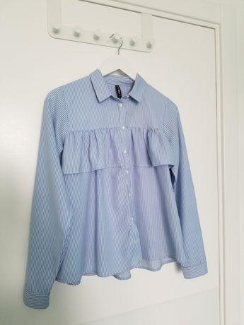 Сорочка рубашка в полоску