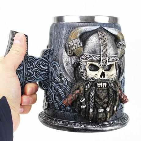 Крутейшая Кружка Чашка Молот Тора в наличии лучший подарок