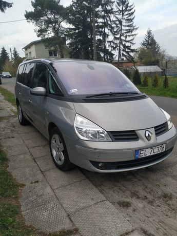 Renault Espace 2,0 DCI 7 osobowy