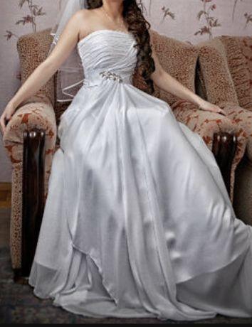 Свадебное платье, грецкий стиль S