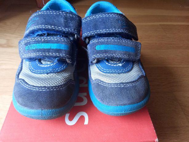 Buty/Adidasy chłopięce Superfit r. 23