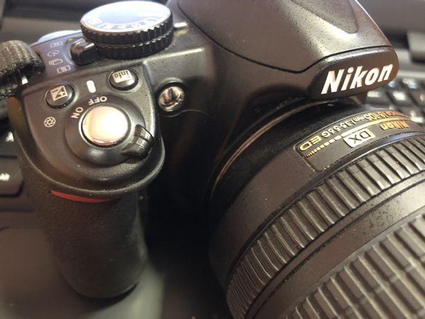 Nikon D3100 + Af-s dx Nikkor 18-105