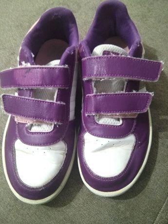 Кросівки,  кроссовки,  Adidas, шкіра,  34 р,  стелька 21.2 см