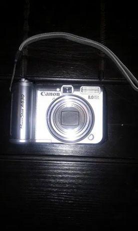 Canon A630 фотоаппарат