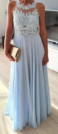 Sukienka Bugatti rozmiar 36 raz ubrana.torebka złota Laura Biaggi