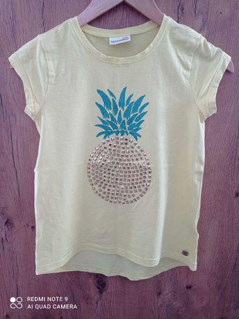 Bluzka ananas coccodrillo