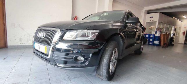 Audi Q5 2.0 TDi S-tronic