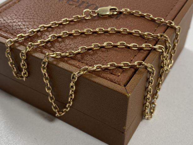 Złoty łańcuszek 11,15G / 585 / 47CM
