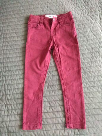 Spodnie dziewczęce 104