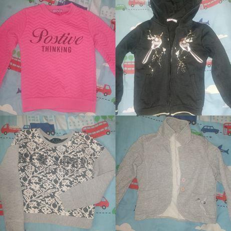 Одяг для дівчинки, спортивний костюм, кофта, туніка