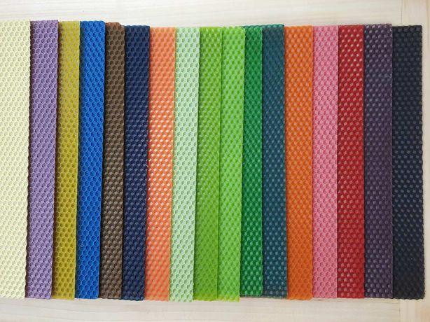 Цветная вощина 17 Цветов