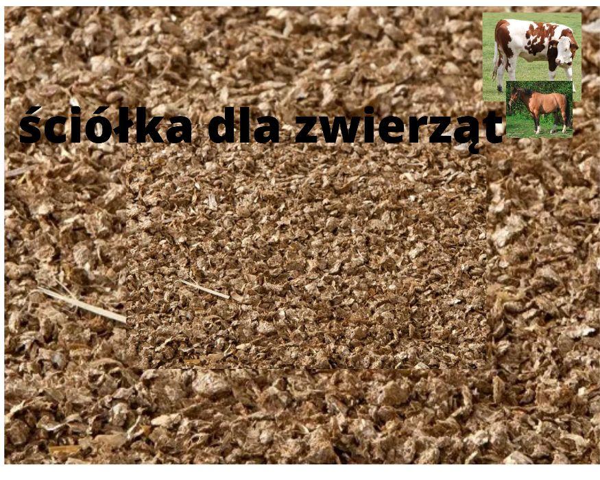 Ściółka SP-SORB 15 kg granulat kruszony ze słomy pszennej Aleksandrów Łódzki - image 1
