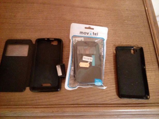 Varias capas para telemóveis