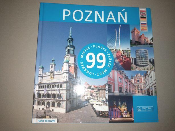 Książka Poznań 99 miejsc